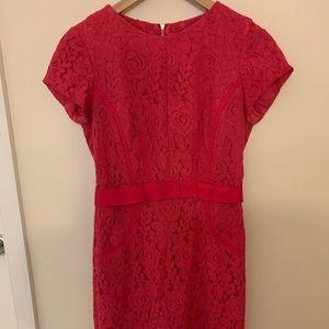 Pink Taylor Dress Formal Size 2